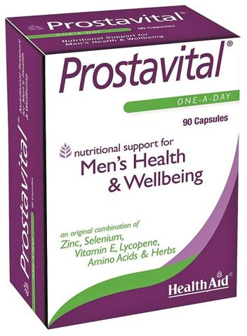 Health Aid ProstaVital ECONOMY 90 Capsules