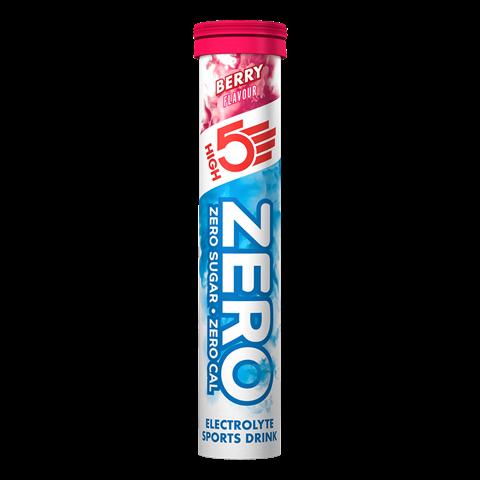 High5 ηλεκτρολύτες Zero Berry 20 tabs