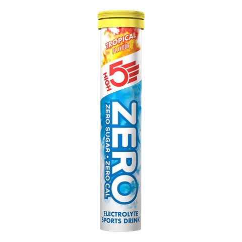 High5 ηλεκτρολύτες Zero Tropical 20 tabs