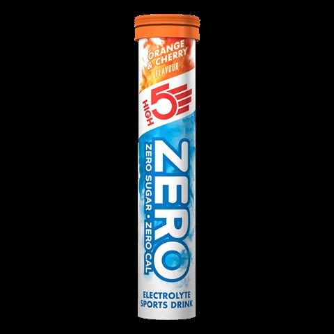 High5 ηλεκτρολύτες Zero Orange Cherry 20 tabs