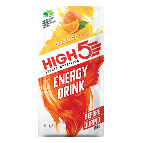 High5 Energy Drink Orange 47g