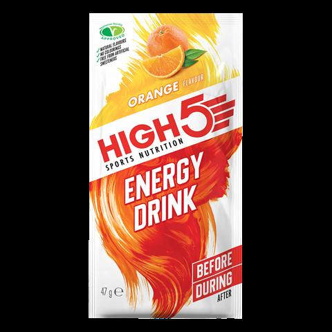 High5 Energy Drink Orange 47g