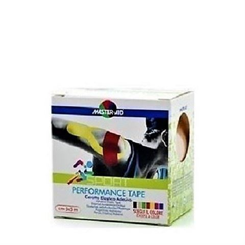 Master Aid Performance Kinesio Tape Beige 5cm x 5m