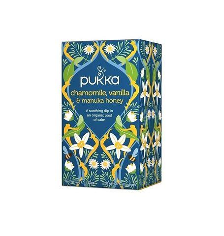 Pukka Chamomile,Vanilla & Manuca Honey 32gr