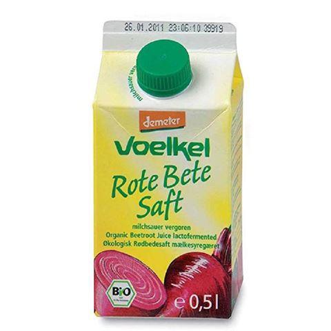 Voelkel χυμός λαχανικών 100% παντζάρι 500ml