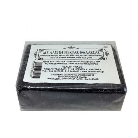 Health Trade Σαπούνι με λάσπη Νεκράς θάλασσας 125γρ