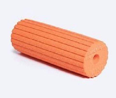 Blackroll Mini Flow Πορτοκαλί 1 Τεμάχιο, 15cm x 5,3 cm