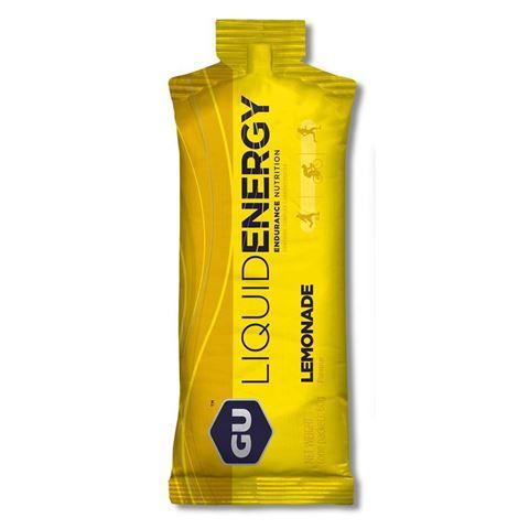 Ενεργειακό Liquid Energy GU 60gr - Γεύση Lemonade