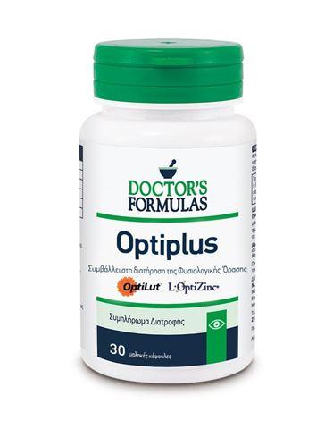 Doctor's Formulas Optiplus 30 Φυτικές Κάψουλες