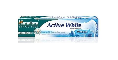 Himalaya Active White Herbal Toothpaste 75ml