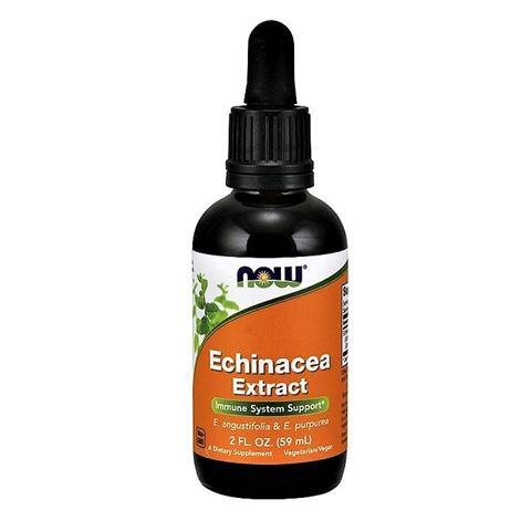 Now Foods Echinacea Extract Liquid (E. angustifolia & E. purpurea) - 59 ml