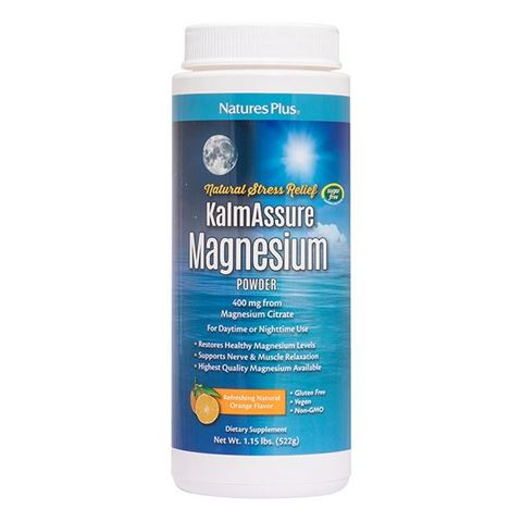 Nature's Plus Kalm Assure Magnesium, Powder 522gr