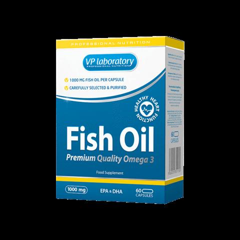 VP Laboratory Fish Oil 1000mg 60caps