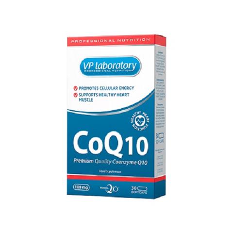 VP Laboratory CoQ10 100mg 30caps