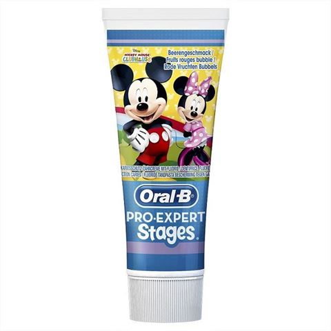 Oral-B Οδοντόκρεμα Stages Disney 75 ml