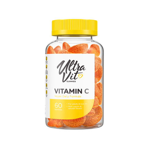 VP Laboratory UltraVit Vitamin C 60 Gummies