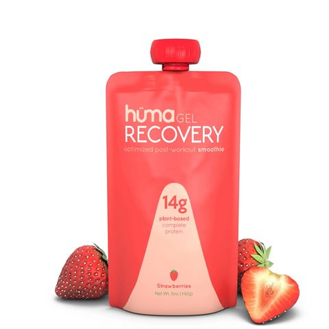 Huma Gel RECOVERY 142g Φράουλα