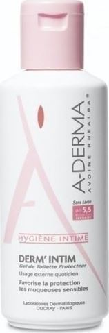 ADERMA DERM INTIM PH 5.5 200ML