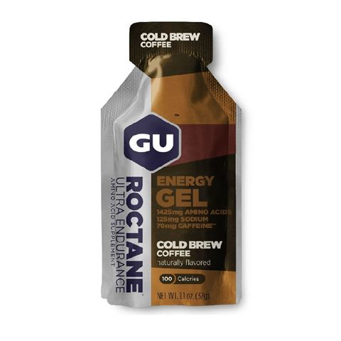 Ενεργειακό gel GU ROCTANE - Cold brew Coffee 70mg Caffeine, 32g