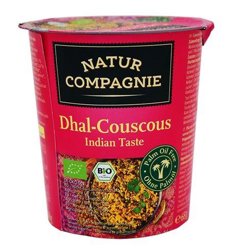 Natur Compagnie Έτοιμο Γεύμα Κουσκούς Ινδικό 68gr