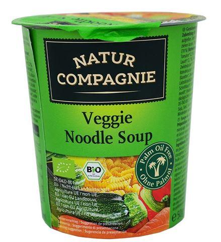 Natur Compagnie Έτοιμο Γεύμα Σούπα Noodle Veggie 50gr