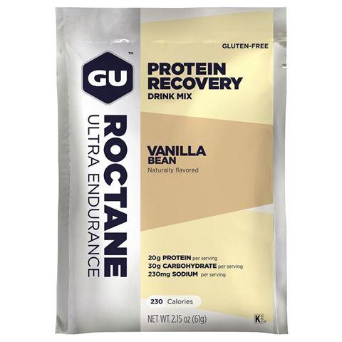 GU ROCTANE PROTEIN Recovery Drink Mix Vanilla Beam 62gr