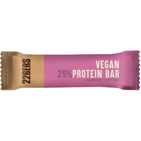 226ERS Vegan 29% Protein Bar Raspberry & Beetroot 40gr