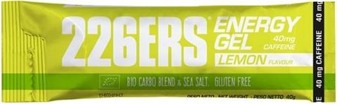 226ERS Energy Gel Melon 40mg Caffeine 40gr