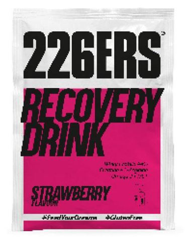 226ERS Recovery Drink  STRAWBERRY 50gr