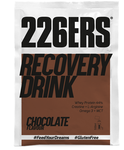 226ERS Recovery Drink CHOCOLATE 50gr