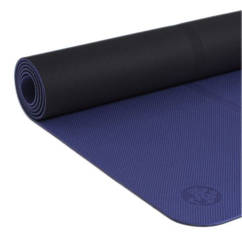 Manduka Begin Yoga Mat Navy 5mm