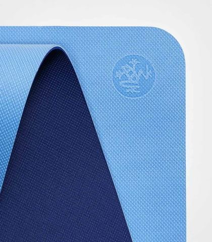 Manduka Begin Yoga Mat Light Blue 5mm