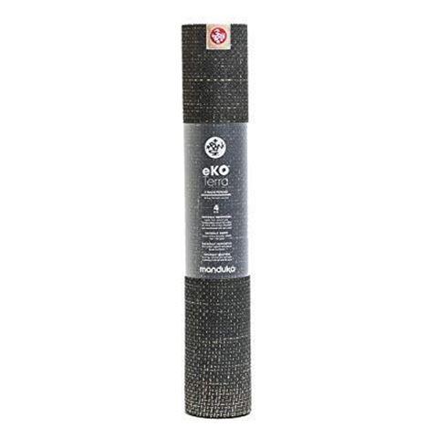 Manduka eKO Terra - Black 4mm