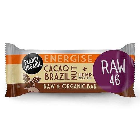 Cacao Brazil Nut Energise Bar Energise Bar 30g