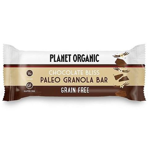Chocolate Bliss Paleo Granola Bar, 30gr