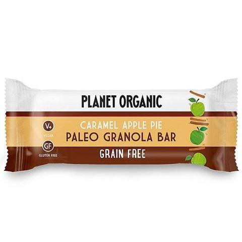 Caramel Apple Pie Paleo Granola Bar, 30gr
