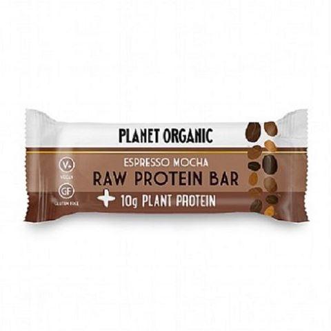 Raw Protein Bar Espresso Mocha 50g