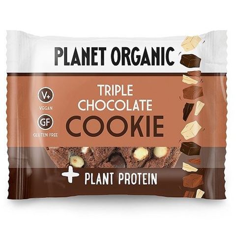 Planet Organic Triple Chocolate 50gr