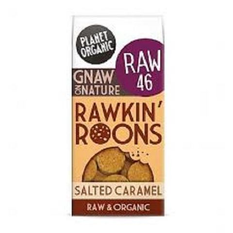 Salted Caramel Rawkin' Roons 90gr