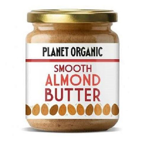 Planet Organic Smooth Almond Butter, 425gr Ημ ληξης 11/3/21