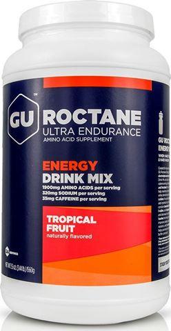 GU ROCTANE Drink Mix Ενεργειακό ποτό με Hλεκτρολύτες & Yδατάνθρακα - Τροπικα φρούτα 1560gr