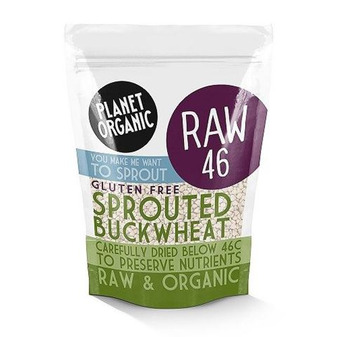 Planet Organic Sprouted Buckwheat 400gr