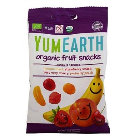 YumEarth Organic Fruit Snacks 50gr BIO