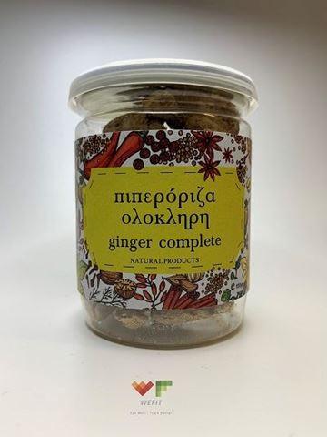SPORUS Πιπερόριζα Ολόκληρη (Τζίντζερ), 100gr