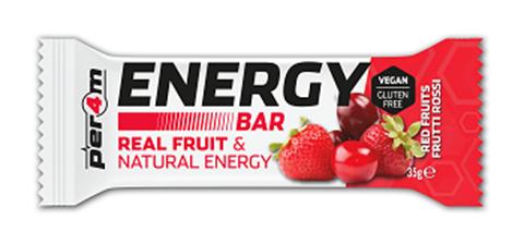 PER4M Ενεργειακή Μπάρα Κόκκινα Φρούτα 35gr