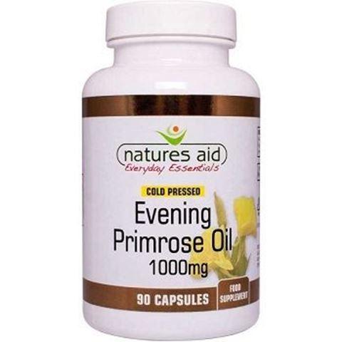 Natures Aid Evening Primrose Oil 1000mg 13720, 90 softgels