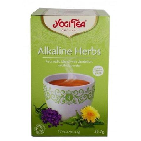 Yogi Τea Alkaline Herbs Τσάι 35.7gr
