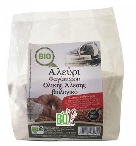 Βιολογικό Aλεύρι Φαγόπυρου BDL 500gr