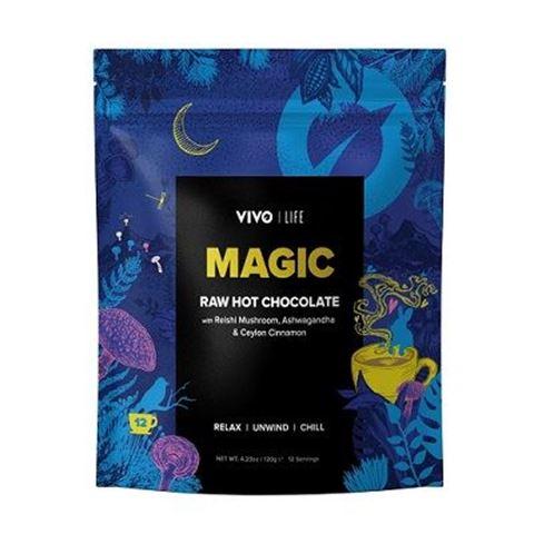 VIVO Magic Raw Hot Chocolate 120gr
