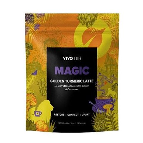 VIVO Magic Golden Turmeric Latte, 120gr